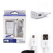 Сетевое Зарядное Устройство Samsung Micro USB 15W White (Белый) фото