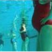 Аквааэробика для будущих мам фото