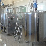 Линии производства горчицы, кетчупа СВВ-1,25М фото