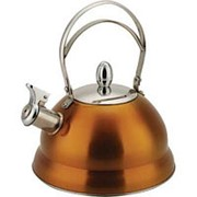 Чайник металлический 2,7л DeLuxe Bekker BK-459S фото