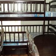 Двухъярусная кровать КАРИНА ЛЮКС в Харькове фото
