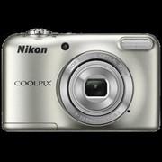 Фотоаппарат Nikon Coolpix L29 серебристый фото