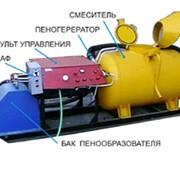 Установка ПБУ-600, ПБУ-1000 для изготовления пенобетонных конструкционных и теплоизоляционных блоков фото