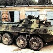 Ремонт бронетранспортеров БТР-60, БТР-70 и БТР-80 фото