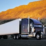 Мойка грузового транспорта фото