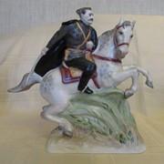 Чапаев верхом на коне ЛФЗ фото