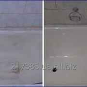 """Реставрация ванны жидким акрилом """"наливная ванна"""" фото"""