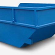 Бункер-накопитель (сменный кузов) 8 м3 фото