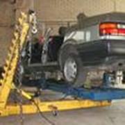 Ремонт автомобилей послегарантийный фото