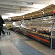 Монтаж холодильных систем в супермаркете фото