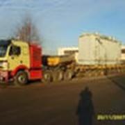 Доставка энергетического оборудования. фото