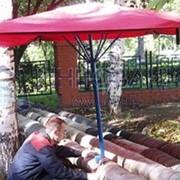 Зонт сварочный - укрытие для сварки фото