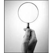 Проведение экспертизы объектов и информации фото