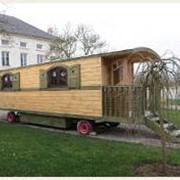 Домики деревянные фото