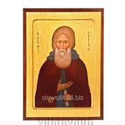 Икона св. прп. Сергий Радонежский Артикул:001022ид19002пк фото