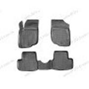 Коврики салона VW Caddy 3 передние 04- (Lada Locker) фото