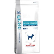 Корм для собак Royal Canin Hypoallergenic Small Dog (пищевая аллергия) 3,5 кг фото