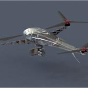 Гибридный беспилотник (БПЛА) Colibri-S фото