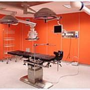 Панели для отделки больниц,поликлиник,операционных,чистых помещений (HPL пластик). фото
