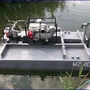 Специализированное гидротехническое оборудование по разработке подводных грунтов. Агрегаты гидроструйные. Производство земснарядов. фото