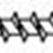 Саморезы для ПВХ, белый цинк фото
