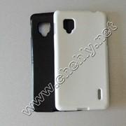 Силиконовый чехол LG Optimus G E973/ E975 Eclipse 4G фото