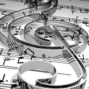 Живая музыка фото