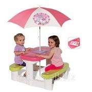 Столик для пикника с зонтиком из серии Неllo Kitty Outdoor 310256 фото