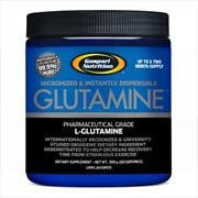 Gaspari Nutrition Glutamine 300 гр. L-глютамин в порошке. фото