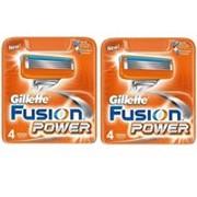 Сменные картриджи для бритв, Лезвия Gillette cartridges 8 шт фото
