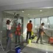 Уборка во время и после ремонтных и строительных работ фото
