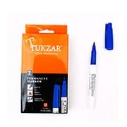 Маркер перманентный 1 мм синий TZ - 423 TUKZAR фото