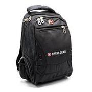 SWISSGEAR Рюкзак 21L А522# USB BLACK фото
