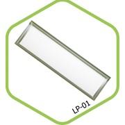 Панель светодиодная ультратонкая LP-01 фото