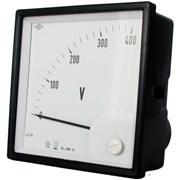 Вольтметр Ц42703 переменного тока (96х96 мм) фото