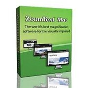 Noname ПО экранный увеличитель ZoomText Mac арт. ЭГ23026 фото