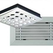 Диффузоры и решетки для систем вентиляции фото