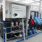 Системы капельного полива для промышленных теплиц. фото