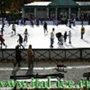 Ледовые катки фото