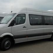 Переоборудование фургона в микроавтобус фото