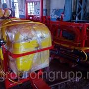 Навесной опрыскиватель 600 литров штанга 18 метров фото