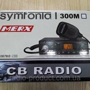 Merx Symfonia 300M (Megajet MJ-300) Си-Би радиостанция 27 МГц фото