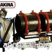 Сварочный аппарат AL 315-630 Turan Makina В8 фото
