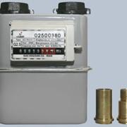 Счетчик газа мембранный G2,5 фото