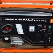 Бензогенератор Shtenli Pro 4400, 4 кВт фото
