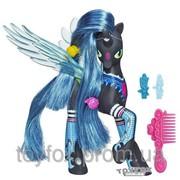 My Little Pony Celestia Королева Кризалис со световыми и звуковыми эффектами фото