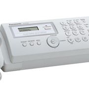 Факс Panasonic KX-FP207RUW, цвет белый. фото