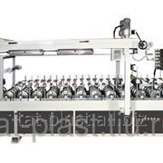 Машина для ламинации панельных изделий на клеевой основе сольвент PU VS 800-P фото