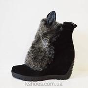 Женские зимние ботинки Pepol 3641 фото