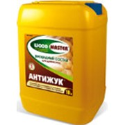 Биоцидный состав Антижук (антисептический состав для древесины) фото